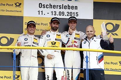 BMW vire en tête chez les constructeurs
