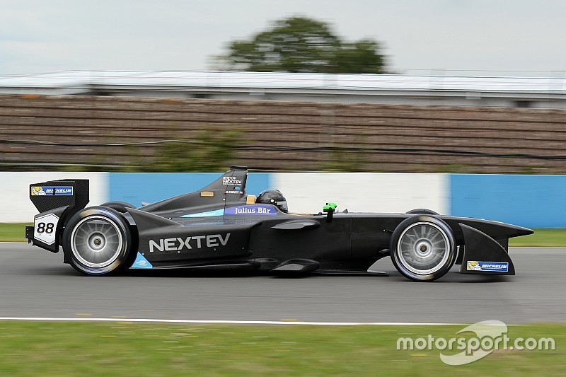 Turvey confirmed at NEXTEV TCR for second Formula E season