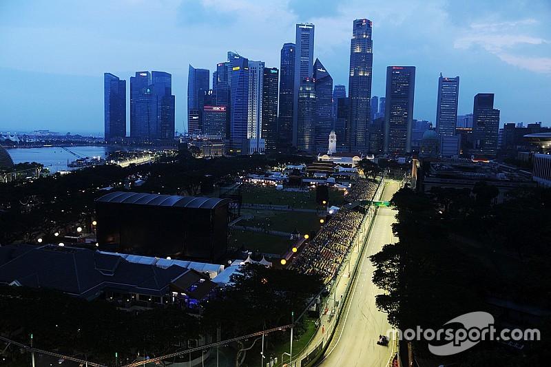 Боссы Гран При Сингапура продолжают анализировать ситуацию с задымлением