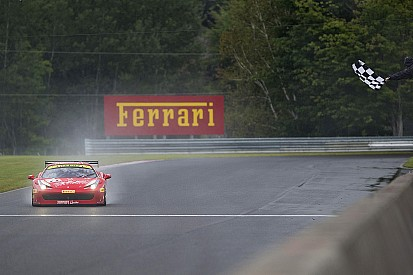 Ferrari Challenge North America – Doubles for Anassis, Zoi and Saada at Mont-Tremblant