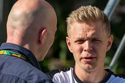 "Magnussen - ""J'adorerais courir pour Haas"""