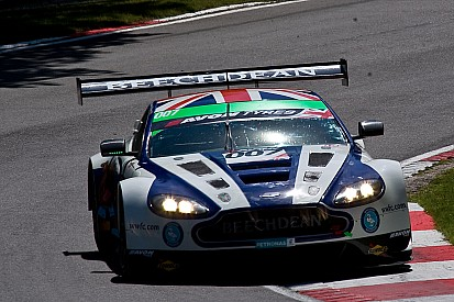 Adam ecstatic at first British GT title as Beechdean sweep GT3 and GT4