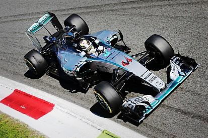 Mercedes méfiante après l'abandon de Nico Rosberg
