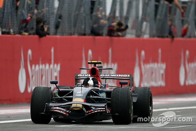 Photos - Le 14 septembre 2008, Vettel écrivait l'Histoire