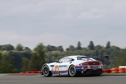 Simonsen joins Aston Martin at COTA