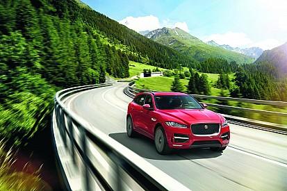 Jaguar lance son premier crossover, le F-Pace