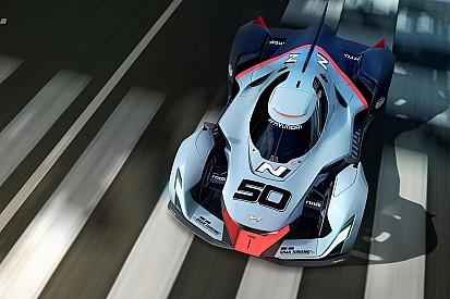 Le Hyundai Vision Gran Turismo s'invite à la fête!