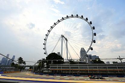 Poluição em Cingapura piora, mas organização confirma GP