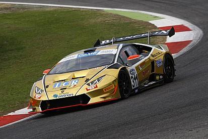 La Coppa Lamborghini Huracan va a Tanca e Zaugg