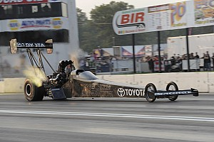 NHRA Breaking news Alan Johnson Racing suspends operations