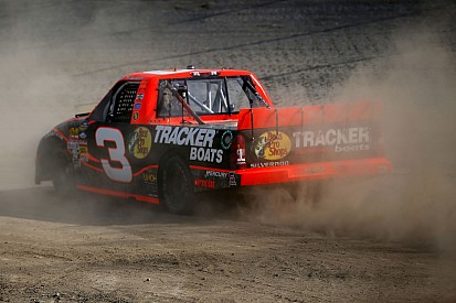 Charlotte Motor Speedway open to hosting Truck race at dirt track