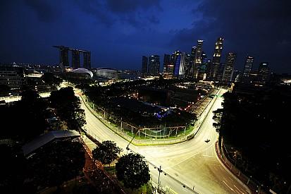 مواعيد عرض جائزة سنغافورة الكُبرى 2015