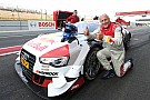 "Racing legend Stuck calls for ""100 hp more"" in DTM"