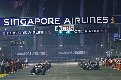 GP de Singapour - Le programme TV du week-end
