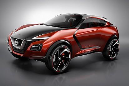 Nissan Gripz - Une étude de style purement expérimentale
