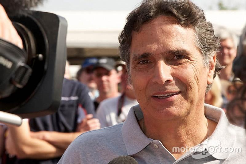 """Nelson Piquet é cauteloso com Pedro: """"tem o que aprender"""""""