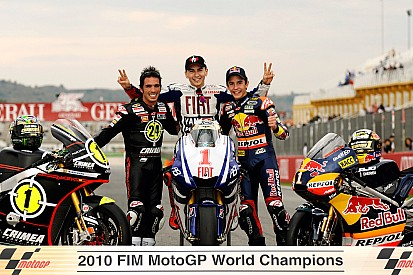 Toni Elias obtient le guidon Yamaha Forward jusqu'au terme de la saison