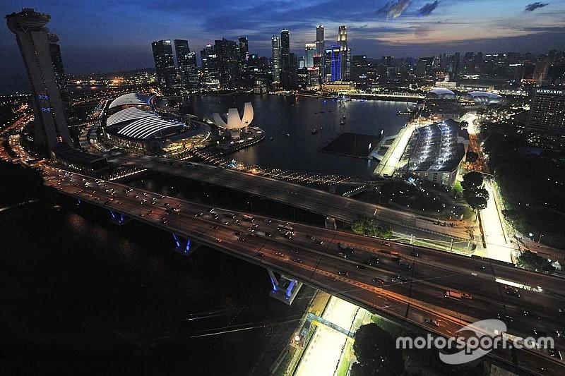 Veja 5 fatos que fazem de Cingapura a pista mais difícil