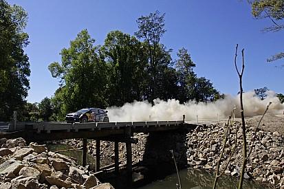 WRC澳大利亚站次日 长赛段大战欧吉尔击败米克