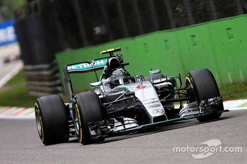 Rosberg receberá motor com upgrade para GP de Cingapura