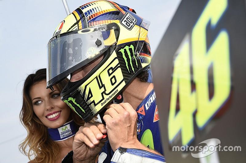 """Ídolo italiano da moto crava:""""Rossi é 80% campeão"""""""