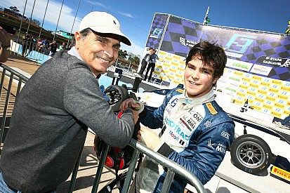 """Pedro Piquet coming to Europe """"ready or not"""", says father Nelson"""