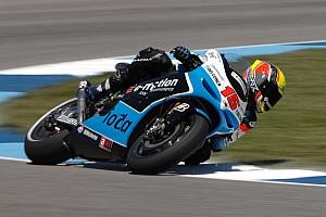 MotoGP Actualités Alex de Angelis a testé une évolution de l'Aprilia