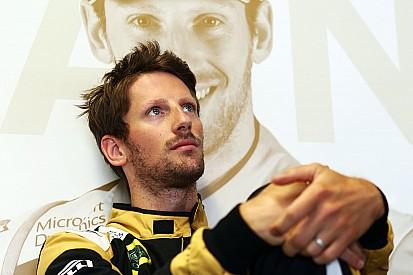 Haas, Renault ou Lotus? Grosjean diz ter decidido seu futuro