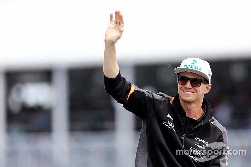 Nico Hülkenberg bleibt bis 2017 bei Force India