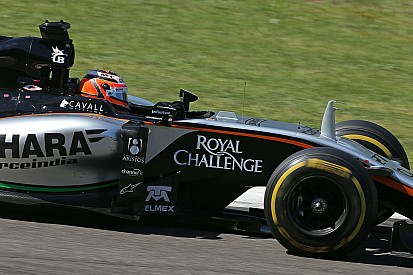 Hulkenberg acha que Force India pode bater Williams