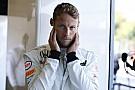 Button confirme son désintérêt pour un volant chez Haas