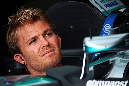 Rosberg will fit new engine for practice