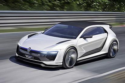 Volkswagen en mode sportif avec le concept Golf GTE