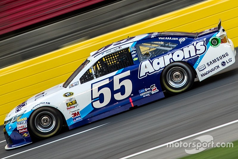 Aaron's pulling out of the team side in 2016