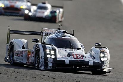 EL1 - Porsche s'installe déjà en tête