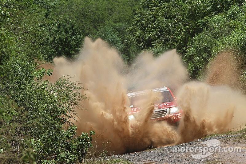Dakar 2016:  Plan B, fast, very fast!