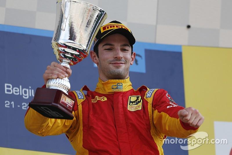 Alexander Rossi vor Formel-1-Debüt mit Manor in Singapur