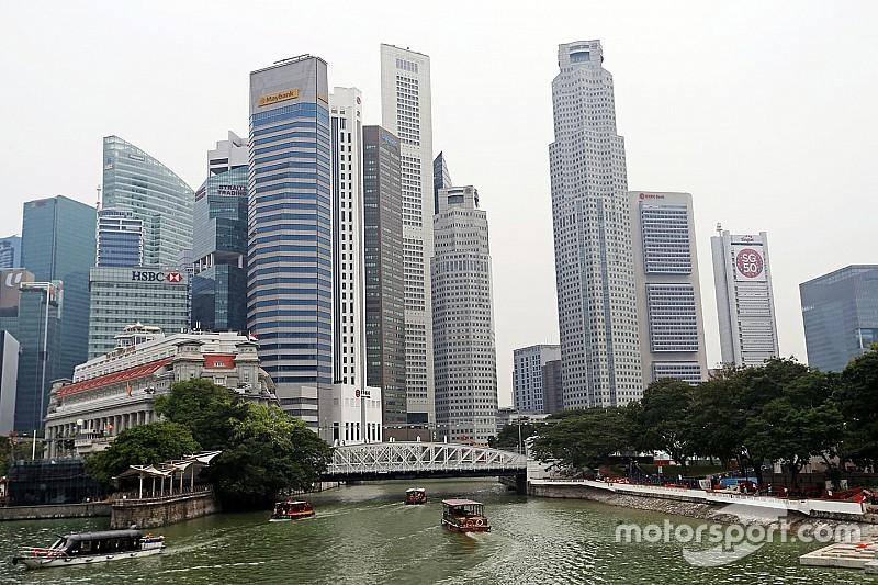 L'Asia Series ricomincia da Singapore