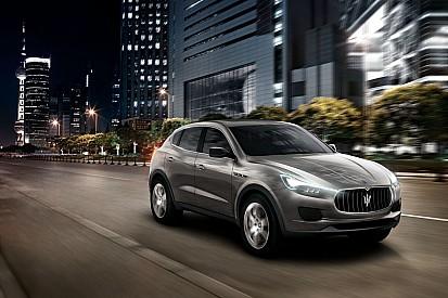 La Maserati Levante sera présentée sur le Salon de Genève