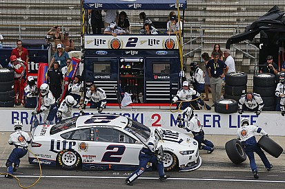 Keselowski's team ramps up rear tire changer position for Chase