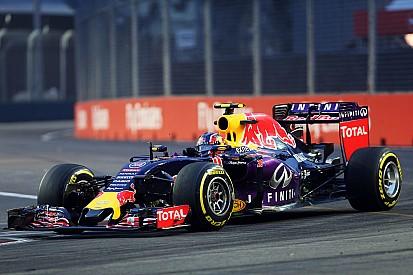 EL2 - Kvyat meilleur temps, Red Bull à la fête!