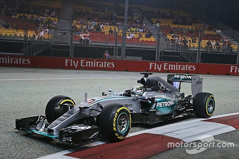 """Mercedes - """"Pas contents de notre niveau de performance""""!"""