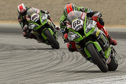 Sykes heads opening day of WorldSBK action at Jerez