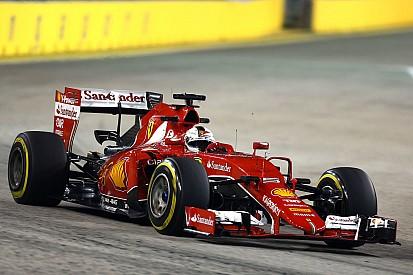 """Vettel: """"Non ho fatto una buona simulazione Qualifica"""""""