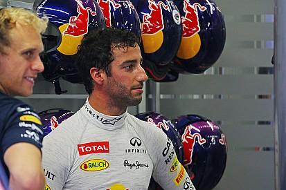 """Ricciardo: """"Subito a mio agio con la RB11"""""""