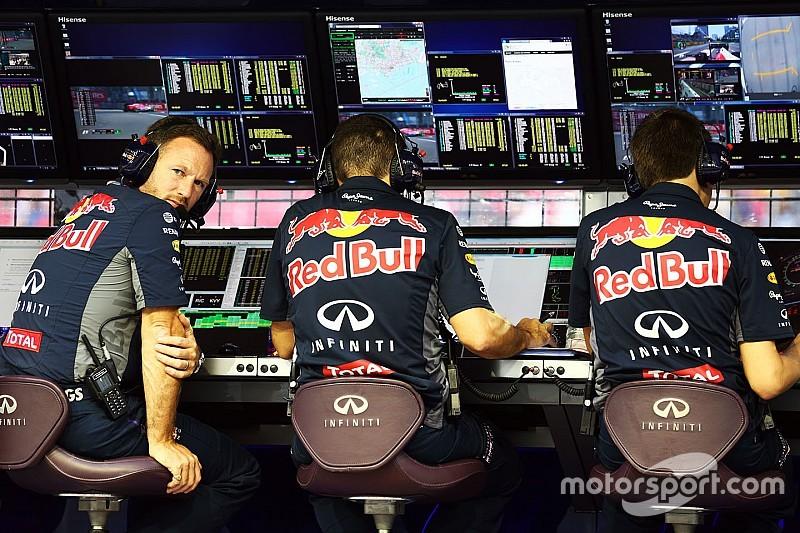 فريق ريد بُل مُستعد لمُغادرة الفورمولا 1