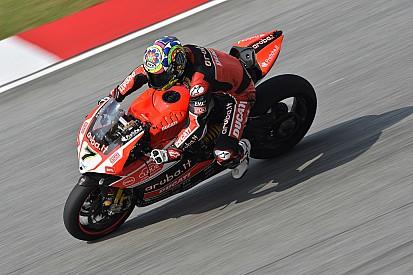 Reprise prudente mais convaincante pour les Ducati officielles