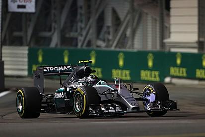 """Rosberg: """"Sbagliate le modifiche tra i due turni"""""""