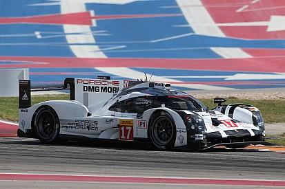Hartley leads Porsche 1-2 in third practice at Austin