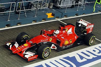 Ferrari: A surprising FP2 session in Singapore